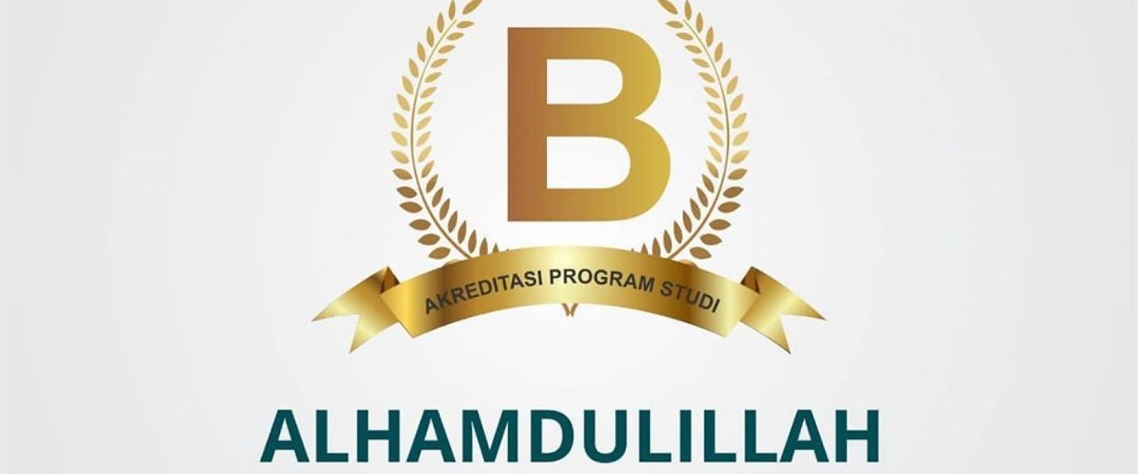 Program Studi Teknik Informatika mendapatkan Akreditasi